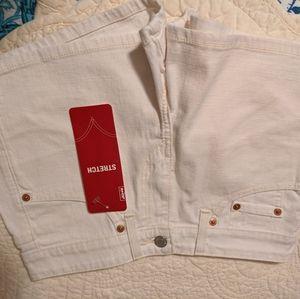 NWT Levi's Supblow Stretch 5 Pocket Shorts